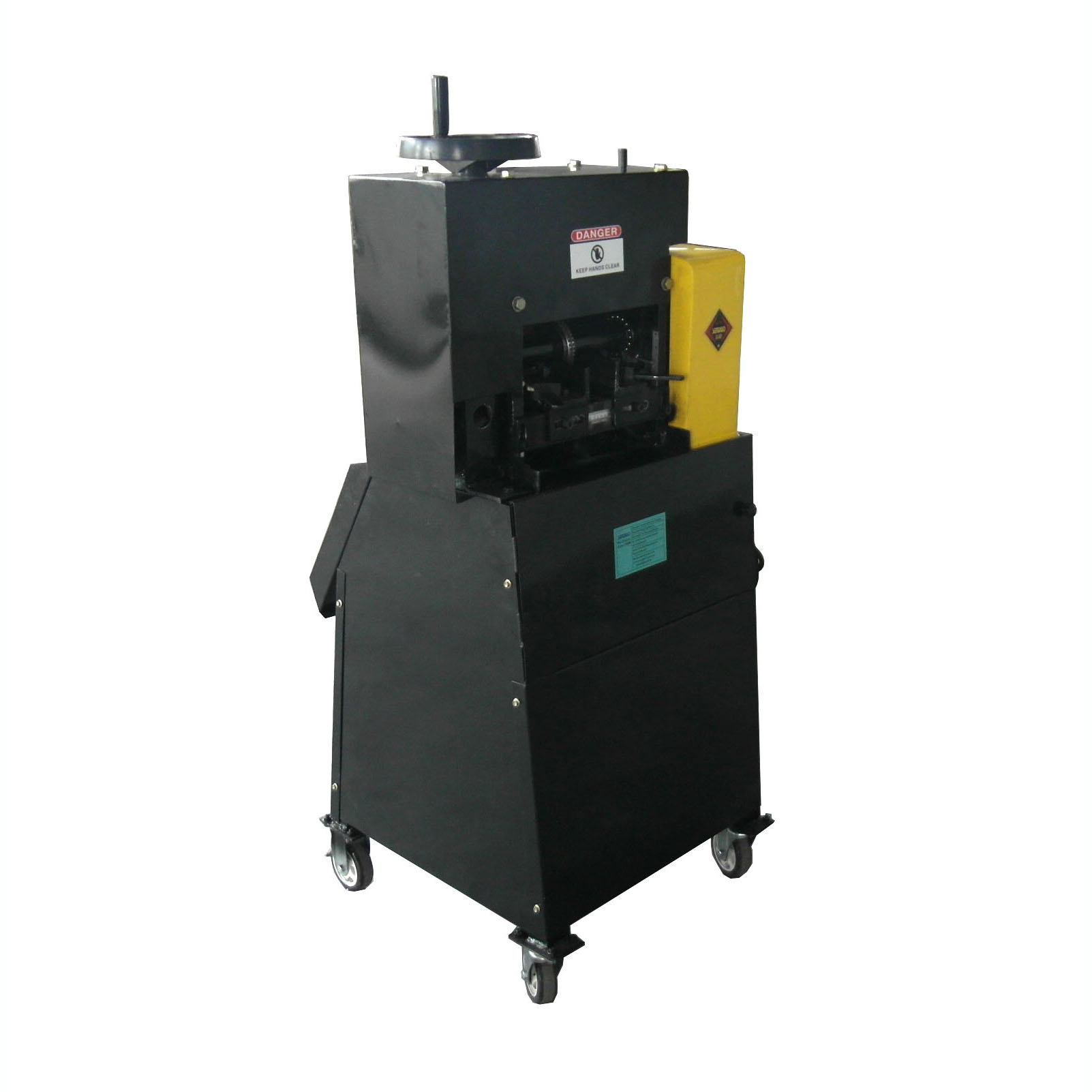 BS-011 scrap copper wire stripper machine used for recycling cable ...
