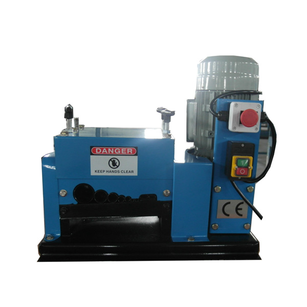 BS-009 electric copper cable wire peeler machine exporter/importer ...