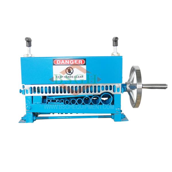 Manual wire stripper machine scrap wire stripper machine for Electric motor recycling machine